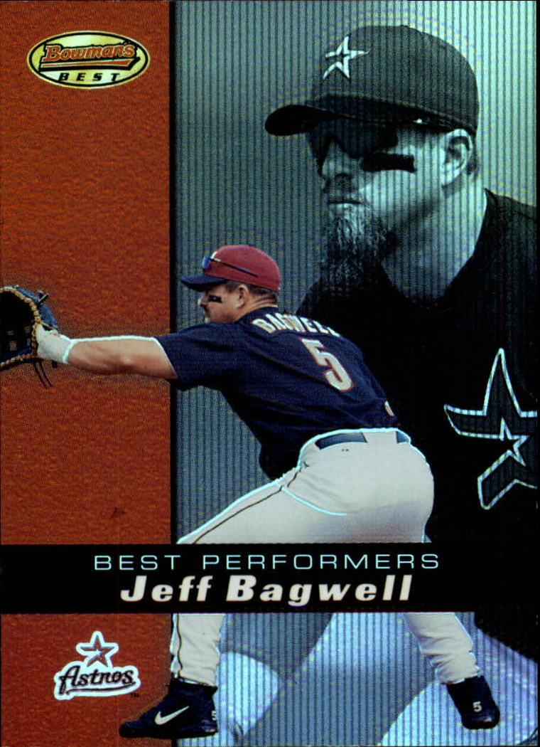 2000 Bowman's Best #99 Jeff Bagwell BP
