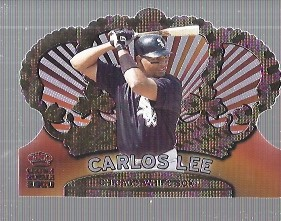 2000 Crown Royale #31 Carlos Lee
