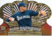 2000 Crown Royale #130 Alex Rodriguez