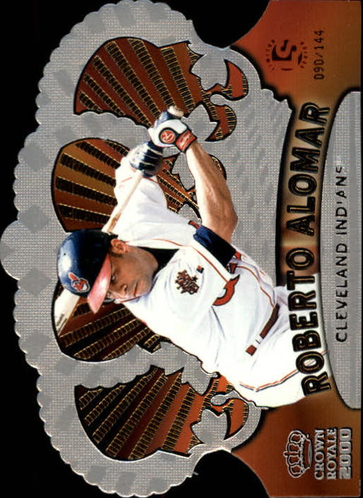 2000 Crown Royale Limited #39 Roberto Alomar