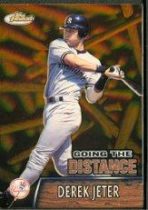 2000 Finest Going the Distance #GTD3 Derek Jeter