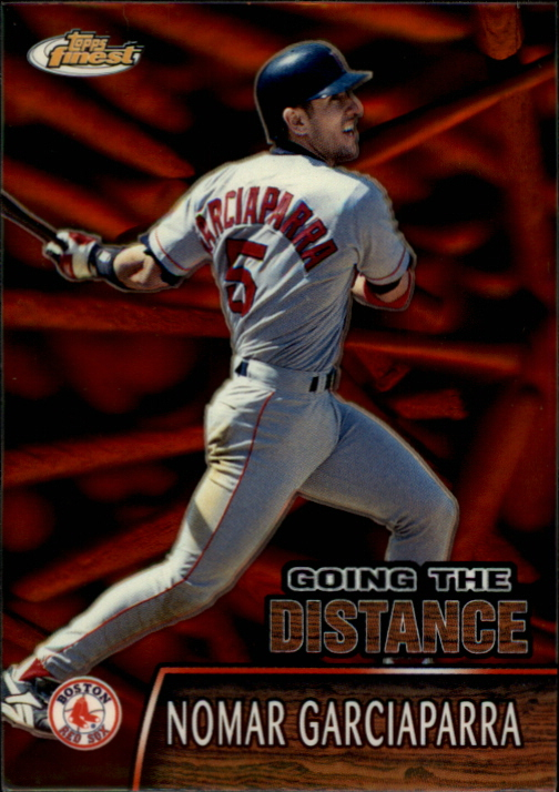 2000 Finest Going the Distance #GTD5 Nomar Garciaparra