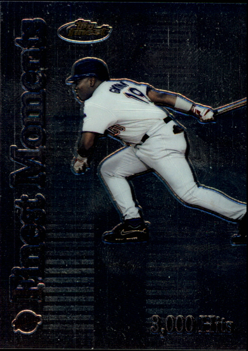 2000 Finest Moments #FM3 Tony Gwynn