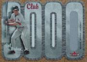 2000 Fleer Club 3000 Memorabilia #CR4 C.Ripken Bat-Jersey/100