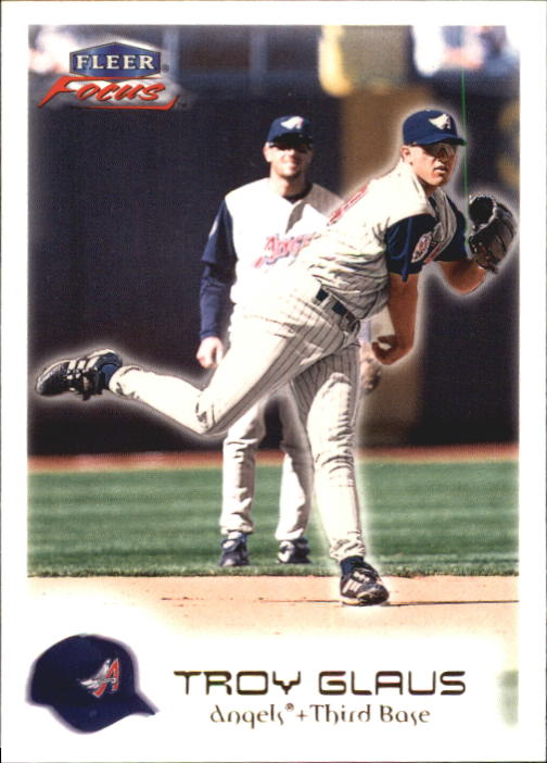 2000 Fleer Focus #173 Troy Glaus