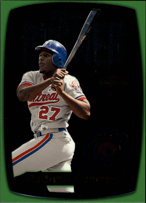2000 Fleer Showcase Final Answer #FA2 Vladimir Guerrero