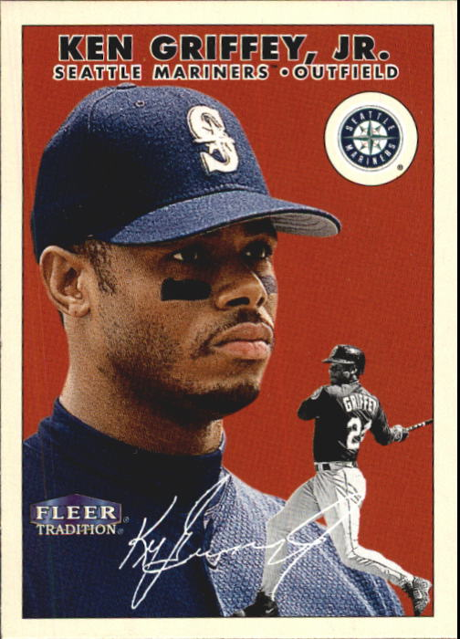 2000 Fleer Tradition #222 Ken Griffey Jr.
