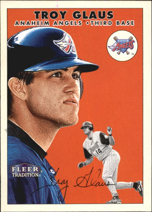 2000 Fleer Tradition #371 Troy Glaus