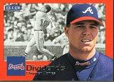 2000 Fleer Tradition Dividends #D4 Chipper Jones