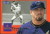 2000 Fleer Tradition Dividends #D7 Jeff Bagwell