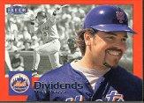 2000 Fleer Tradition Dividends #D12 Mike Piazza