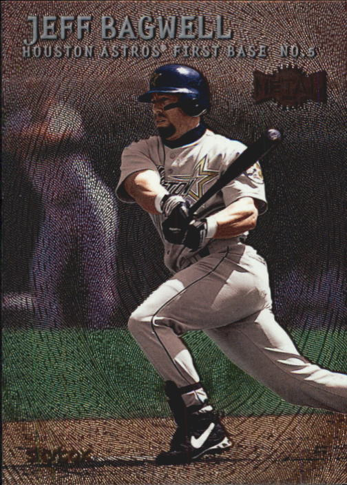 2000 Metal #29 Jeff Bagwell