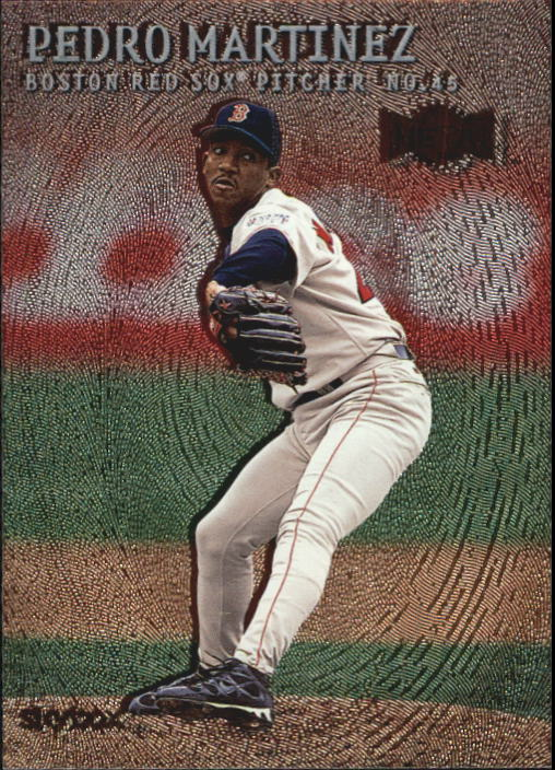 2000 Metal #44 Pedro Martinez
