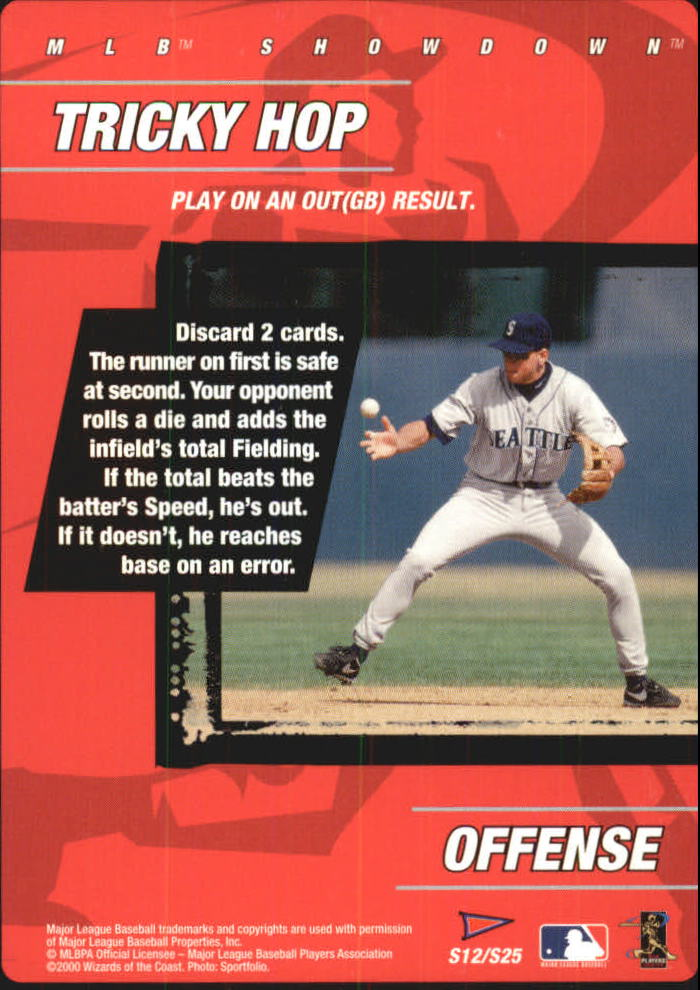 2000 MLB Showdown Pennant Run Strategy #S12 Alex Rodriguez