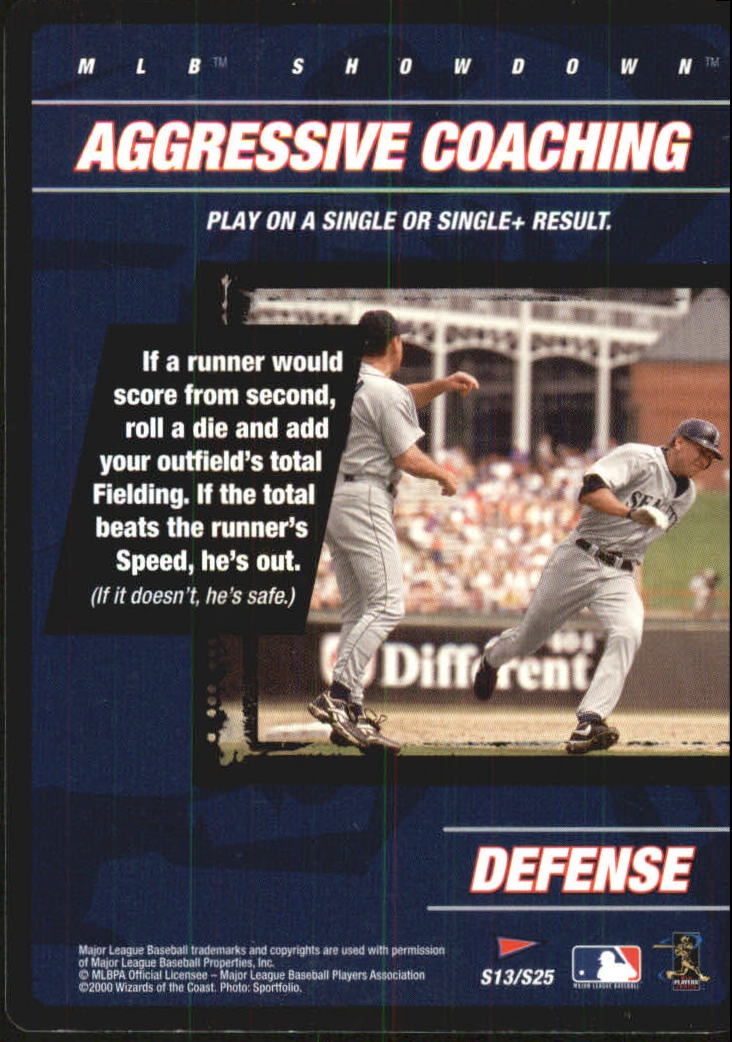 2000 MLB Showdown Pennant Run Strategy #S13 Alex Rodriguez