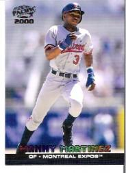 2000 Pacific #266 Manny Martinez RC