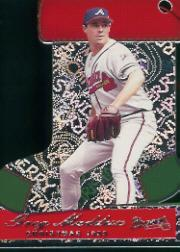 2000 Pacific Ornaments #3 Greg Maddux