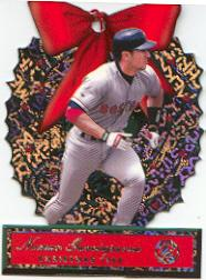 2000 Pacific Ornaments #5 Nomar Garciaparra