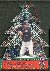 2000 Pacific Ornaments #19 Alex Rodriguez