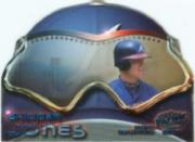 2000 Pacific Reflections #2 Chipper Jones