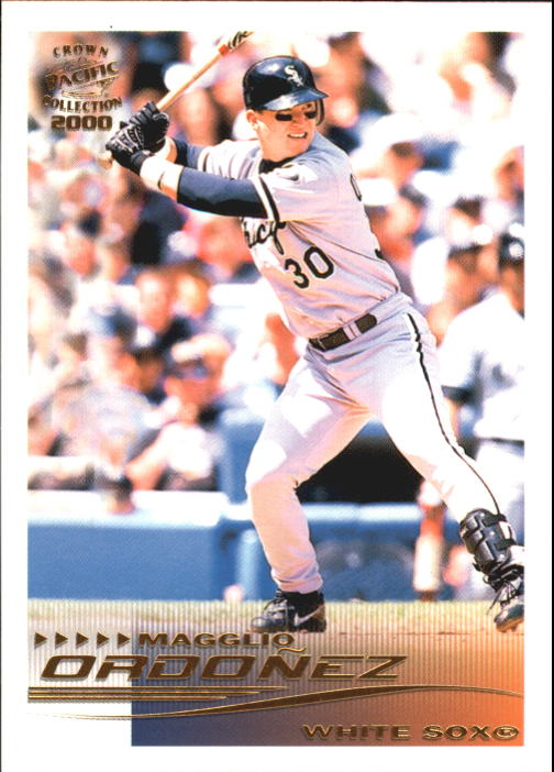 2000 Pacific Crown Collection #60 Magglio Ordonez