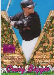 2000 Pacific Invincible Holographic Purple #64 Craig Biggio
