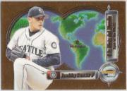 2000 Pacific Invincible Eyes of the World #17 Freddy Garcia