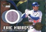 2000 Pacific Invincible Game Gear #4 E.Karros Jsy/1000