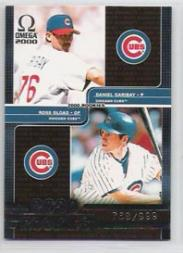 2000 Pacific Omega #165 D.Garibay/R.Gload RC
