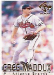2000 Private Stock PS-2000 Action #2 Greg Maddux