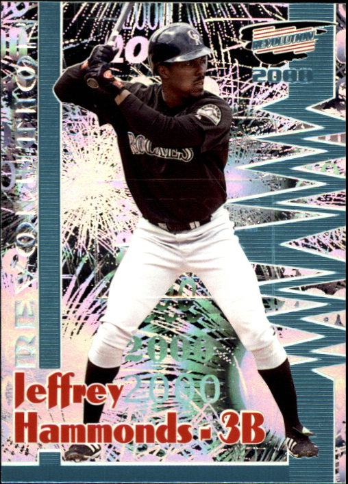 2000 Revolution Shadow Series #51 Jeffrey Hammonds