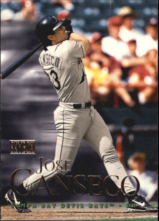 2000 SkyBox #9 Jose Canseco
