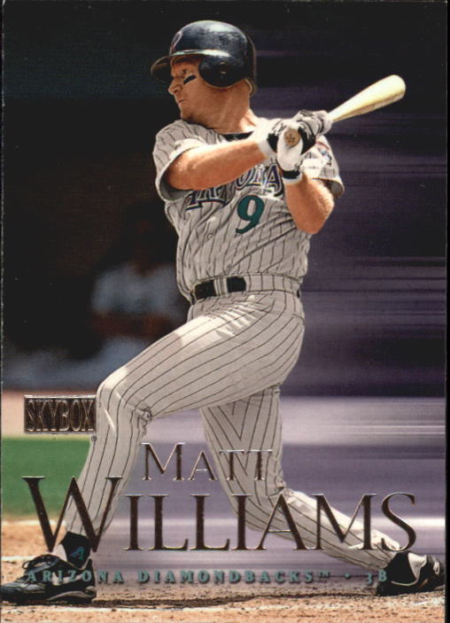 2000 SkyBox #70 Matt Williams