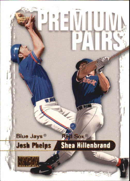2000 SkyBox #242 J.Phelps RC/S.Hillenbrand