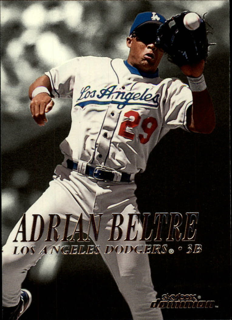 2000 SkyBox Dominion #24 Adrian Beltre