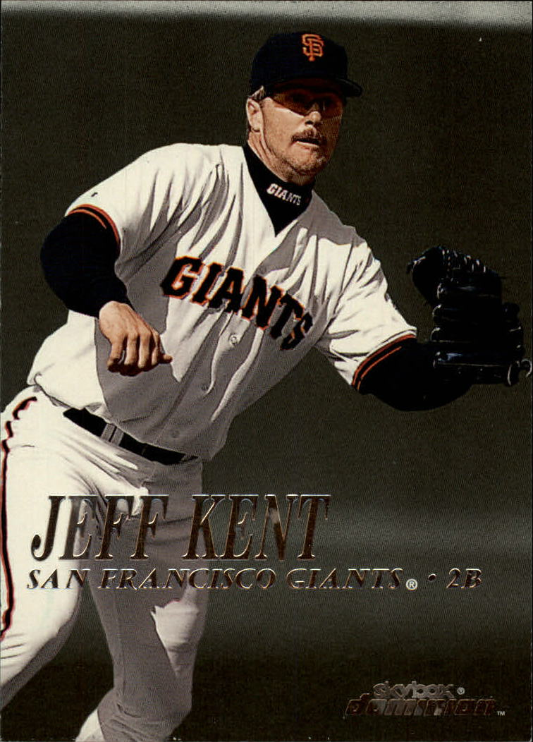2000 SkyBox Dominion #29 Jeff Kent