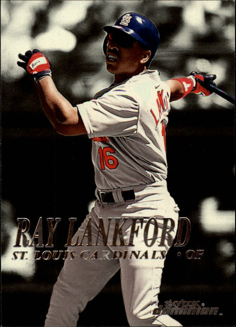 2000 SkyBox Dominion #66 Ray Lankford