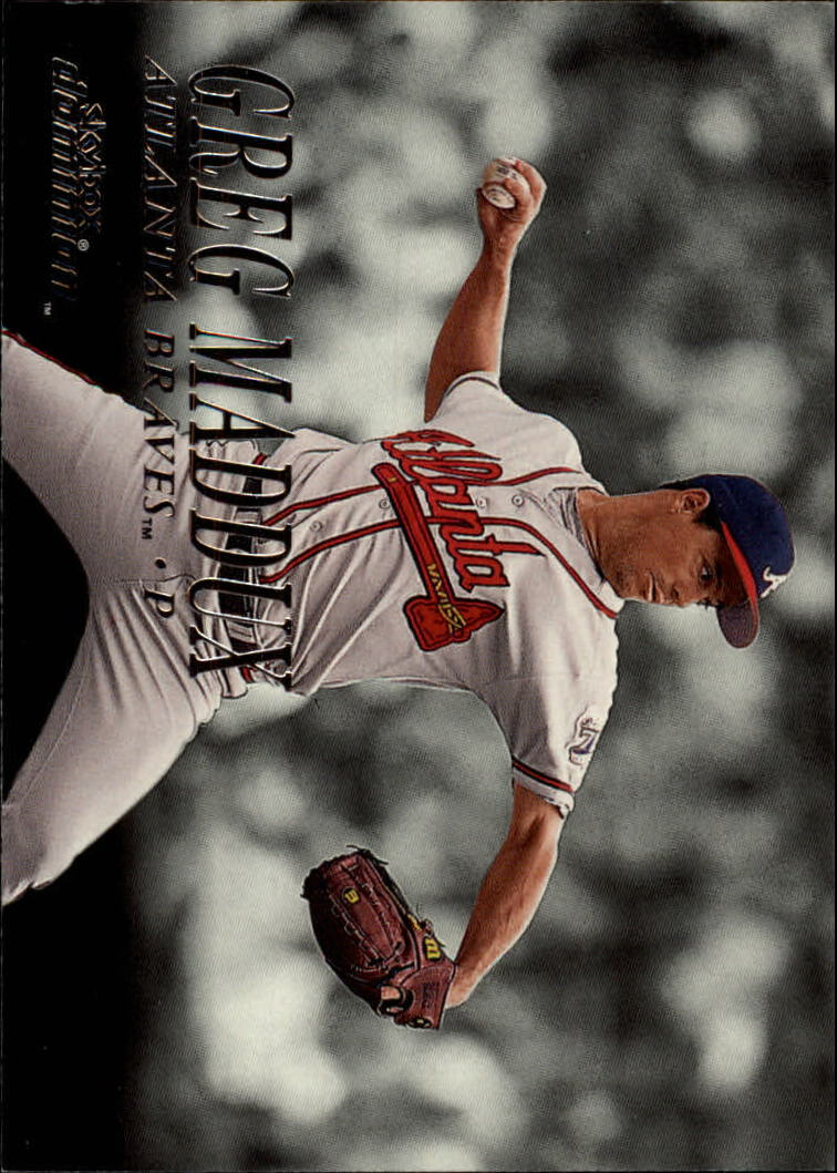 2000 SkyBox Dominion #141 Greg Maddux
