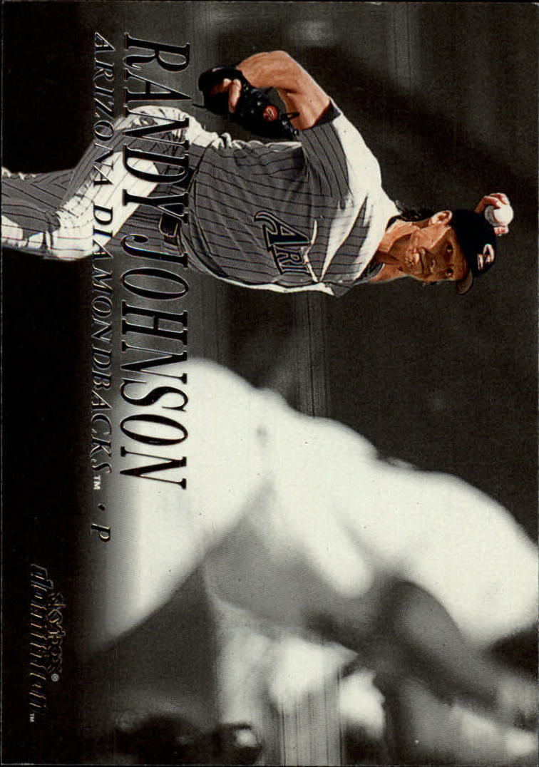 2000 SkyBox Dominion #158 Randy Johnson