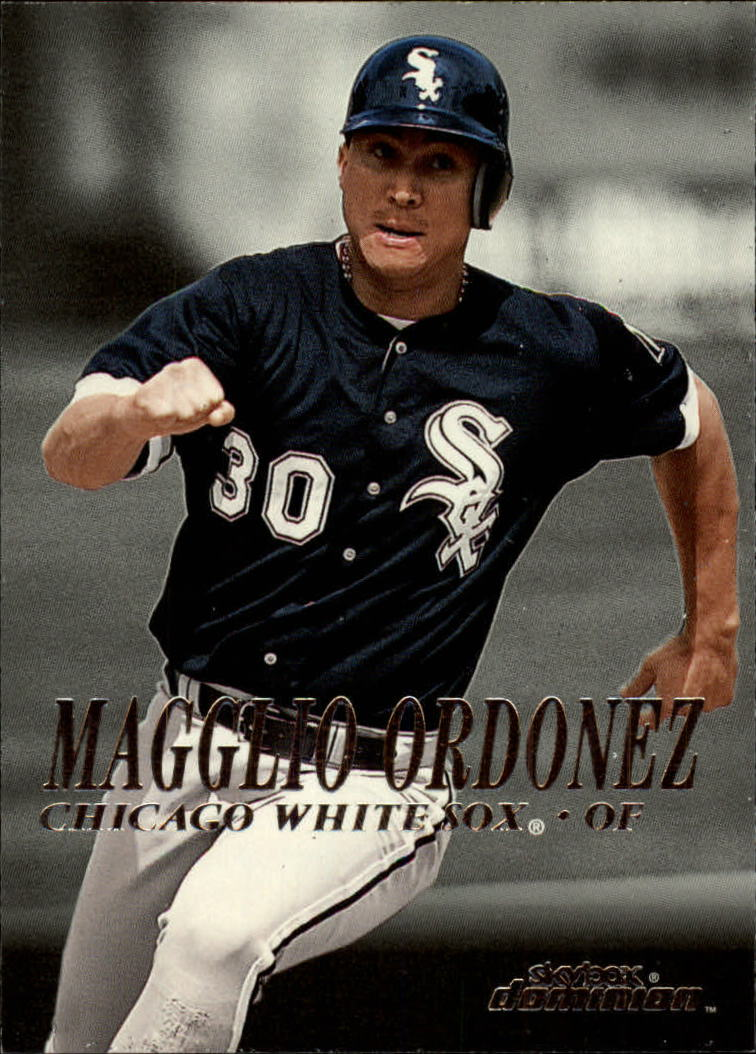 2000 SkyBox Dominion #199 Magglio Ordonez