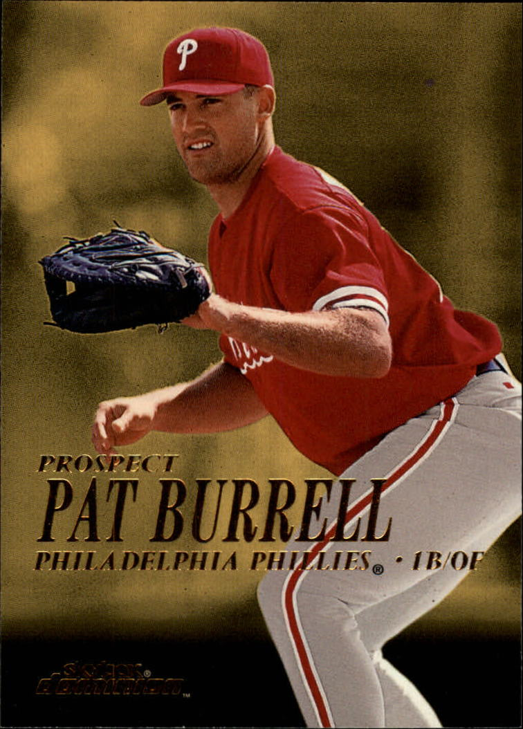 2000 SkyBox Dominion #256 Pat Burrell PROS