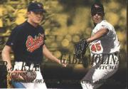 2000 SkyBox Dominion #272 G.Molina/B.J. Ryan