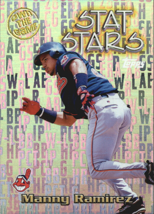 2000 Topps Own the Game #OTG15 Manny Ramirez