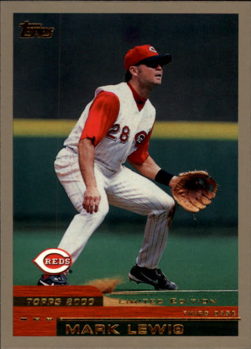 2000 Topps Limited #21 Mark Lewis
