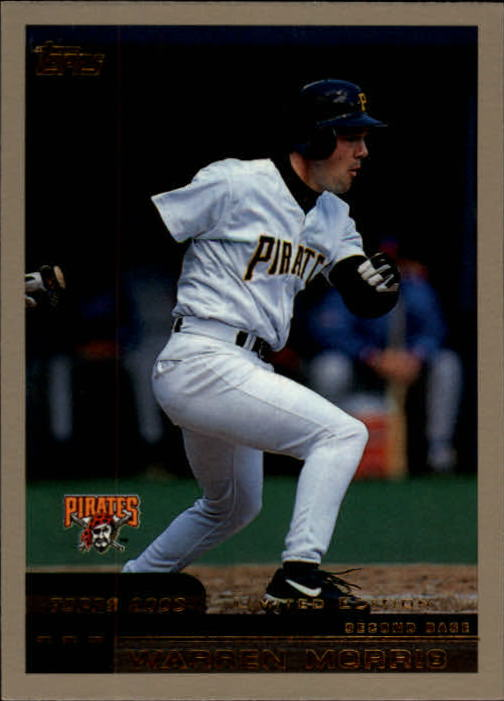 2000 Topps Limited #39 Warren Morris