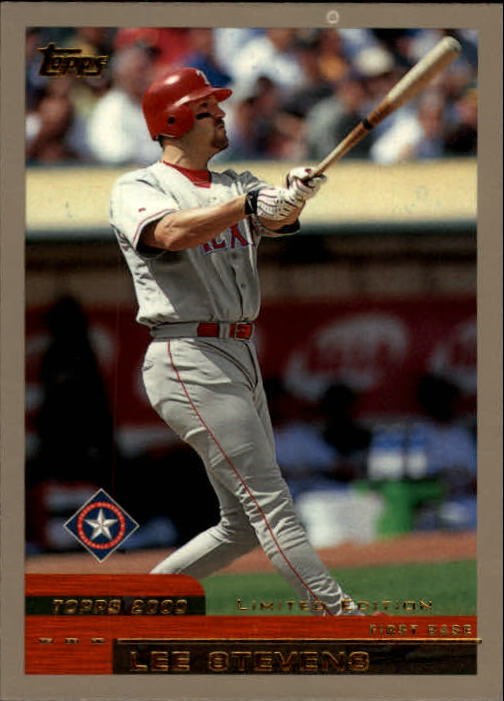 2000 Topps Limited #61 Lee Stevens