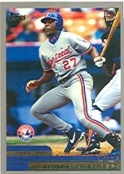 2000 Topps Limited #181 Vladimir Guerrero