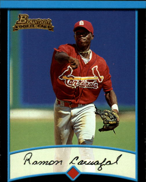 2001 Bowman #231 Ramon Carvajal RC