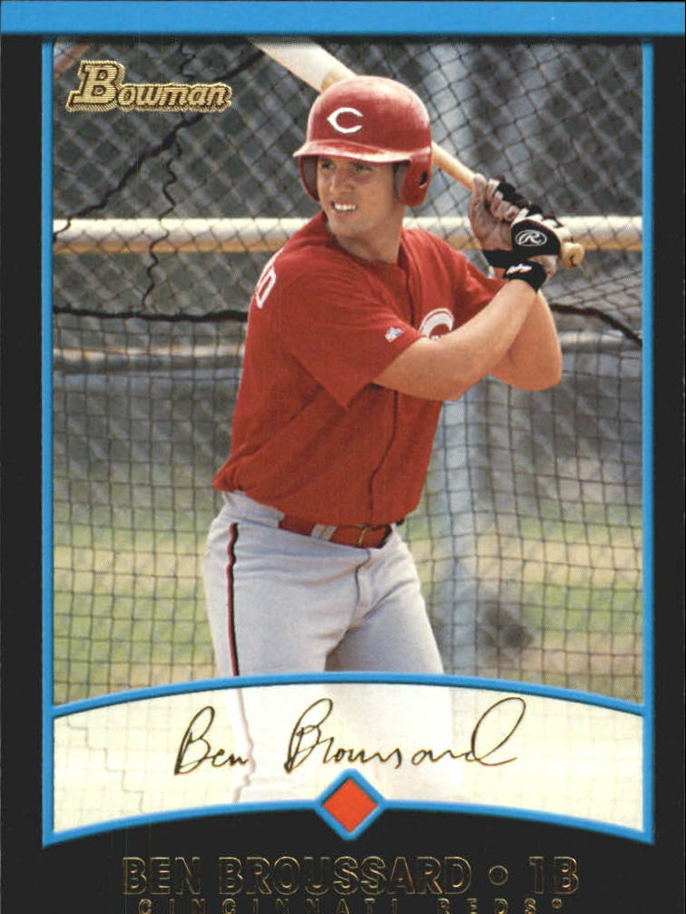 2001 Bowman Gold #166 Ryan Madson