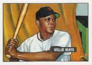 2001 Bowman Rookie Reprints #15 Willie Mays